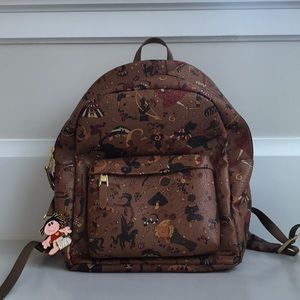 70df093acf Piero Guidi leather backpack